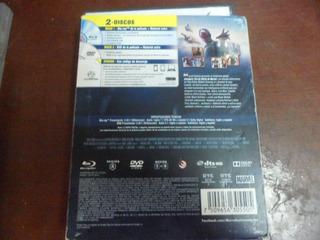 Avengers Blue Ray + Dvd Era De Ultron
