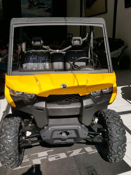 Utv Can-am Defender 800 Dps 2018 Ok