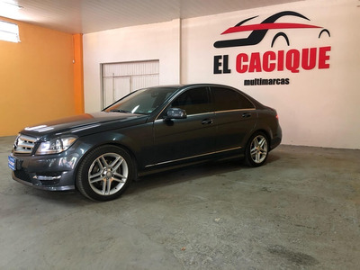 Mercedes Benz C250 Blueefficiency Amg At Modelo 2013