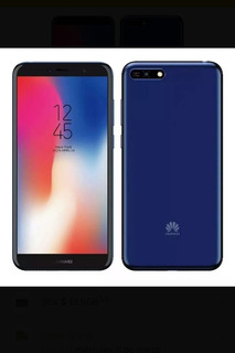 Huawei Y6 2018Reconocimiento FacialFlash Frontal 16gb