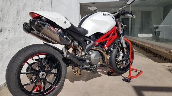 Ducati Monster 796 Carbono Muchos Accesorios Sin Detalles
