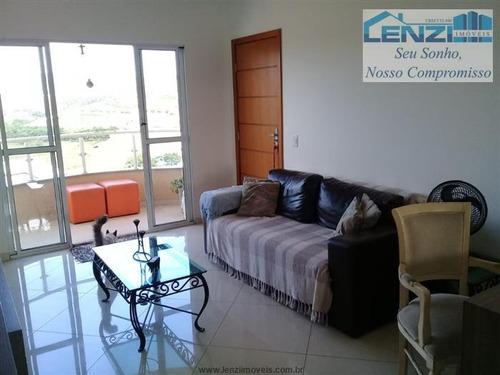 Imagem 1 de 8 de Apartamentos À Venda  Em Bragança Paulista/sp - Compre O Seu Apartamentos Aqui! - 1436870