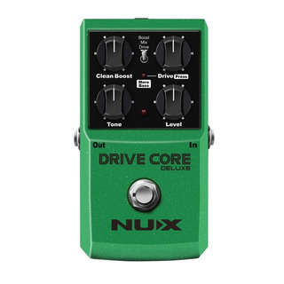 Nux Pedal Deluxe Driver Core Outlet Housemusic
