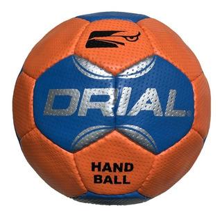 Pelota Handball Drial Pu Importada Nº 1 2 3 Handbol Grip Pro