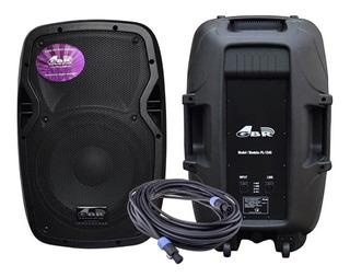 Gbr Eon 615 Bafle Pasivo 1000w 15 2v + Cable Speakon Premium