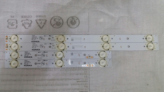 Kit Barra De Led Semp Toshiba Dled 32l1500