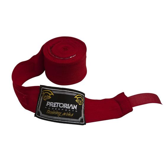 Bandagem Elástica Training 3m Vermelha