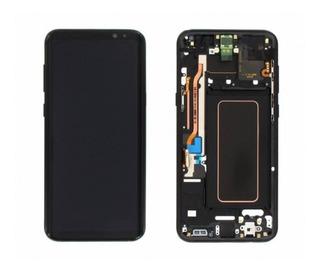 Pantalla Modulo Display Samsung S8 Instalacion Incluida