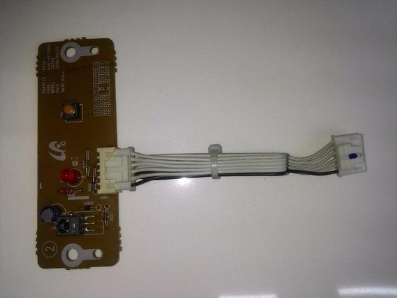 Placa Power + Sensor Remoto Tv Samsung Cl29z58mq