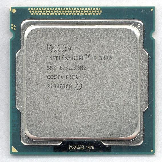 Processador Intel Core I5-3470 Lga 1155 3,20ghz/6m Oem