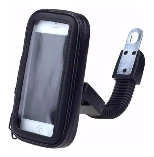 Porta Celular Para Moto Impermeable Universal