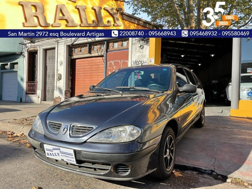 Renault Megane 1.6 16v  Extra Full Financio 100%