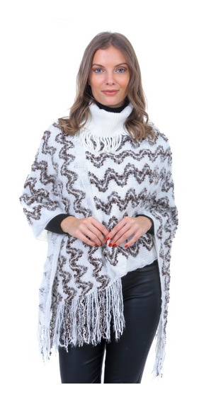 Capa Y Poncho Capricho Collection Cmgz-077