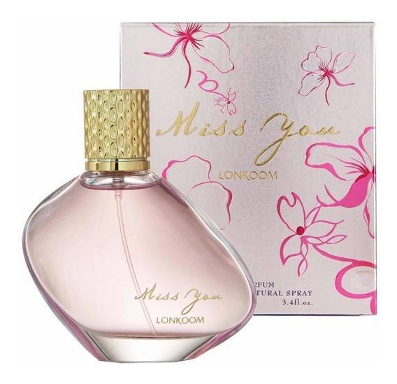 Perfume Miss You 100ml Eau De Parfum