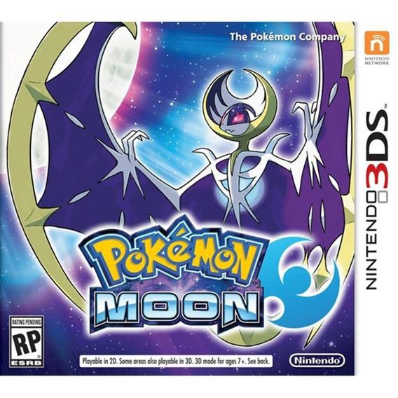 Pokemon Moon - 3ds