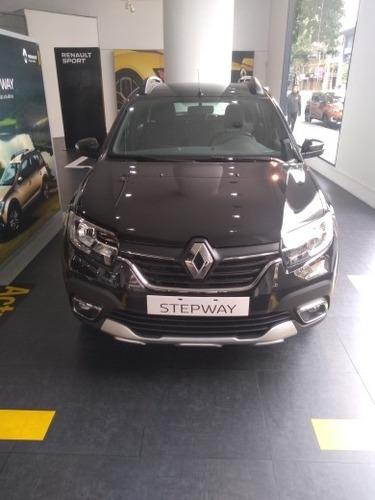 Renault Sandero Stepway 1.6  16v Zen Clio Gol Ford Captiva L