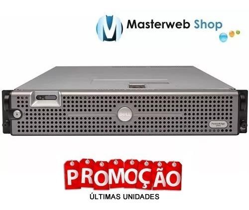 Servidor Dell Poweredge 2950 - 2x Quad - 64gb - 1 Tb De Hd