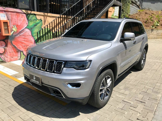 Jeep Grand Cherokee Límited Modelo 2018