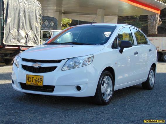 Chevrolet Sail Ls Mt