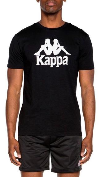 Remera Kappa Authentic Estessi Slim K2303lrz0-k907w Unisex K