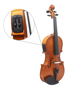Violin Electrico Electroacustico Amplificado (leer)