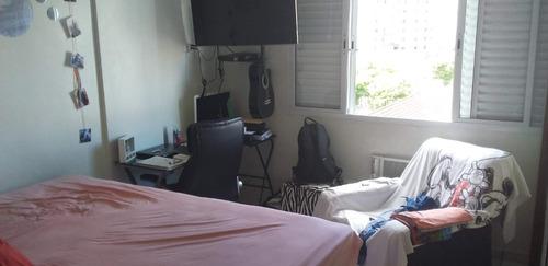 Embare- Apto 3 Dorm-wc Emp-gar Fechada-elev-frente-amplo