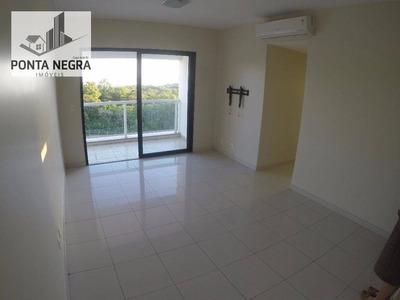 Acquarelle Semi Mobiliado, Ponta Negra, Manaus - Codigo: Ap0089 - Ap0089