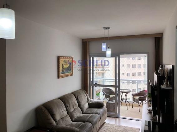 Apartamento 2 Dormitórios, Suíte Na Vila Mascote Em São Paulo - Mc7639