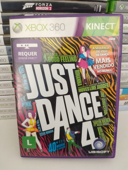 Just Dance 4 Xbox 360