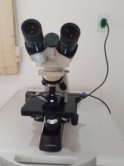 Microscópio Opton, Modelo Tnb-04b-pl