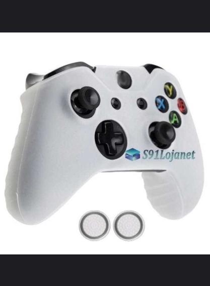 Capa Case Skin Xbox One Microsoft Branco