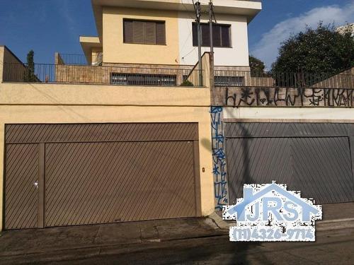 Sobrado Com 3 Dormitórios À Venda Por R$ 790.000 - Jaguaré - São Paulo/sp - So0994