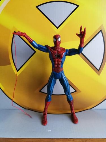 Figura Spiderman Web Line / Toybiz 2004