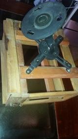 Caja Soporte Montaje Proyector En Techo Cielo Raso 70451490
