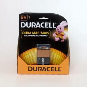 Kit C/06 Bateria Duracell 9v - Validade 2023 / 100% Original