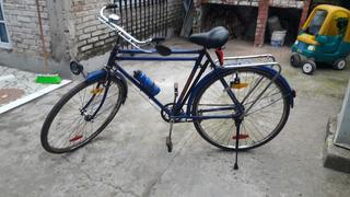 Bicicleta Antigua De Caballero