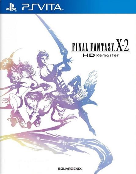 Final Fantasy X-2 Hd Remaster Ps Vita Lacrado Pronta Entrega