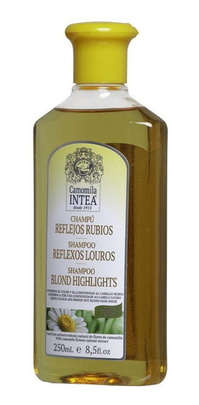 Shampoo Intea Reflexos Louros 250ml