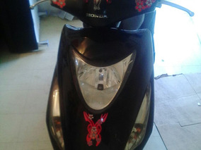 Moto Honda Elite Modelo 2013 Como Nueva! Buen Precio!