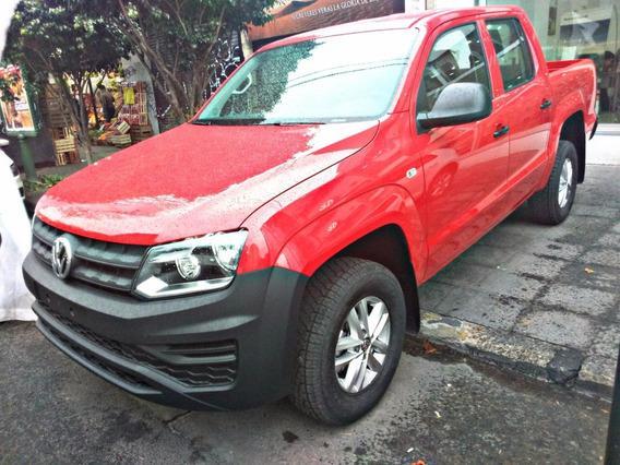 Volkswagen Amarok 2.0 Cs Tdi 140cv Trendline 4x2 2020 28