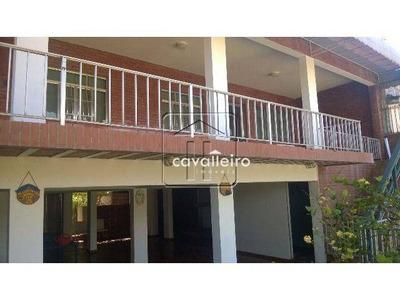 Casa Residencial À Venda, Ponta Negra (ponta Negra), Maricá - Ca1826. - Ca1826