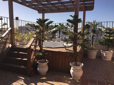 Apartamento Ph De 5 Habitaciones En Bella Vista Amueblado