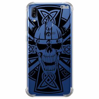 Capa Anti Shock Zenfone Max M2 Zb633kl Cruz Celt 0973