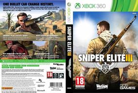Sniper Elite 3 Xbox 360 - Mídia Digital