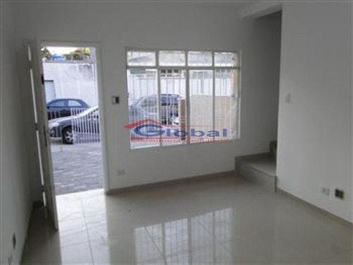 Sobrado - Bairro Campestre - Santo André - Gl24727