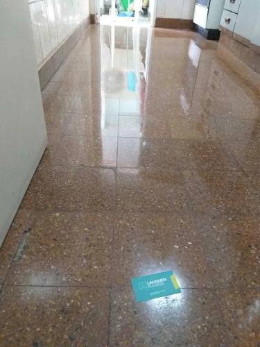 Imagen 1 de 8 de Pulido De Piso De Hormigón- Granito -  Mosaicos- Limpieza