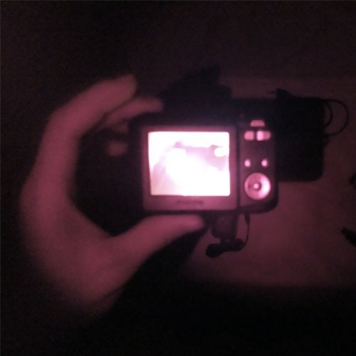 Câmera Modificada - Visão Noturna - Veja Na Escuridão -
