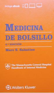 Medicina De Bolsillo Sabatine