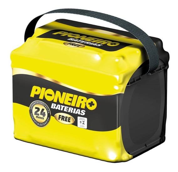 Bateria Carro Pioneiro 60ah 12v Selada 24 Meses De Garantia