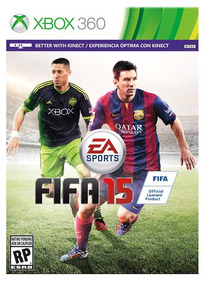 Fifa 15 Jogos Xbox 360